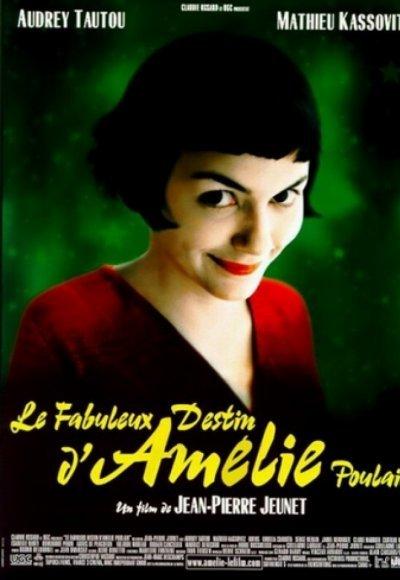 Амели: постер мероприятия