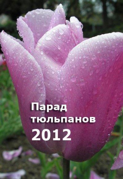 Парад тюльпанов: постер мероприятия