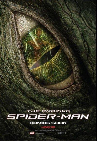 Новый человек паук: постер мероприятия