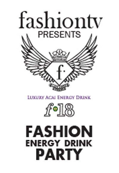 Fashion Energy Drink Party: постер мероприятия