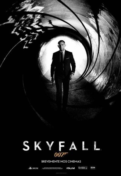 007: Координаты «Скайфолл»: постер мероприятия