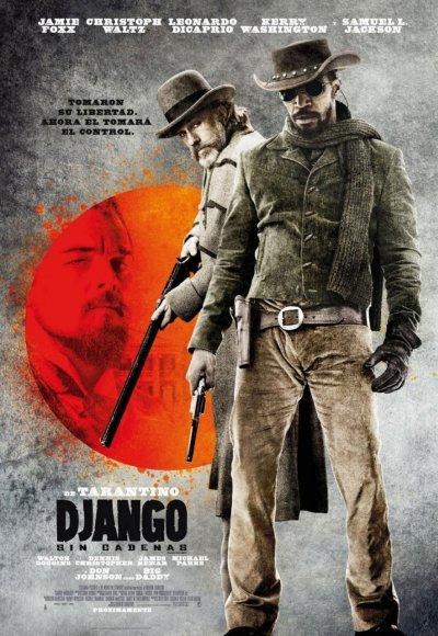 Джанго Освобожденный: постер мероприятия
