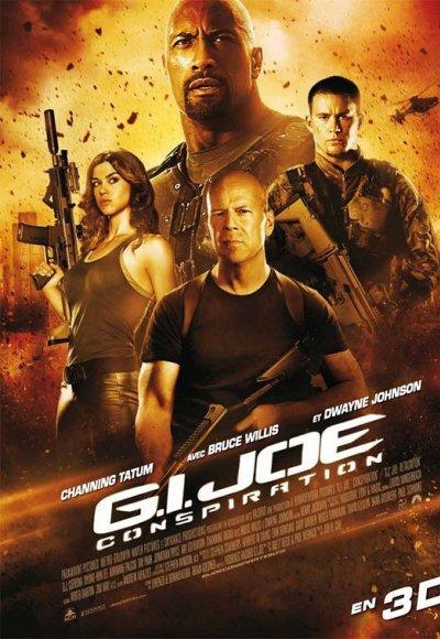 G.I. Joe: Бросок кобры 2: постер мероприятия
