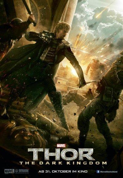 Тор 2: Царство тьмы: постер мероприятия