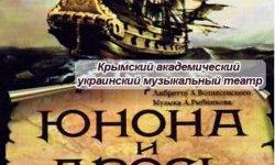 Юнона и Авось, спектакль