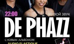 DE-PHAZZ, концерт