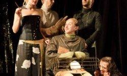 Наш Гамлет, спектакль