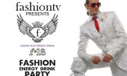 Fashion Energy Drink Party