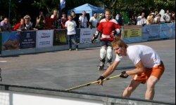2-ой открытый турнир на кубок Ялты по стрит-хоккею
