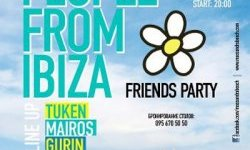 People from Ibiza, вечеринку