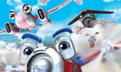 Аэротачки в 3D